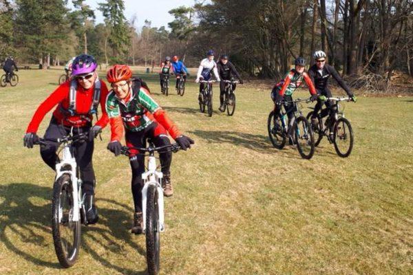 Mountainbike cursus BikeSkilz