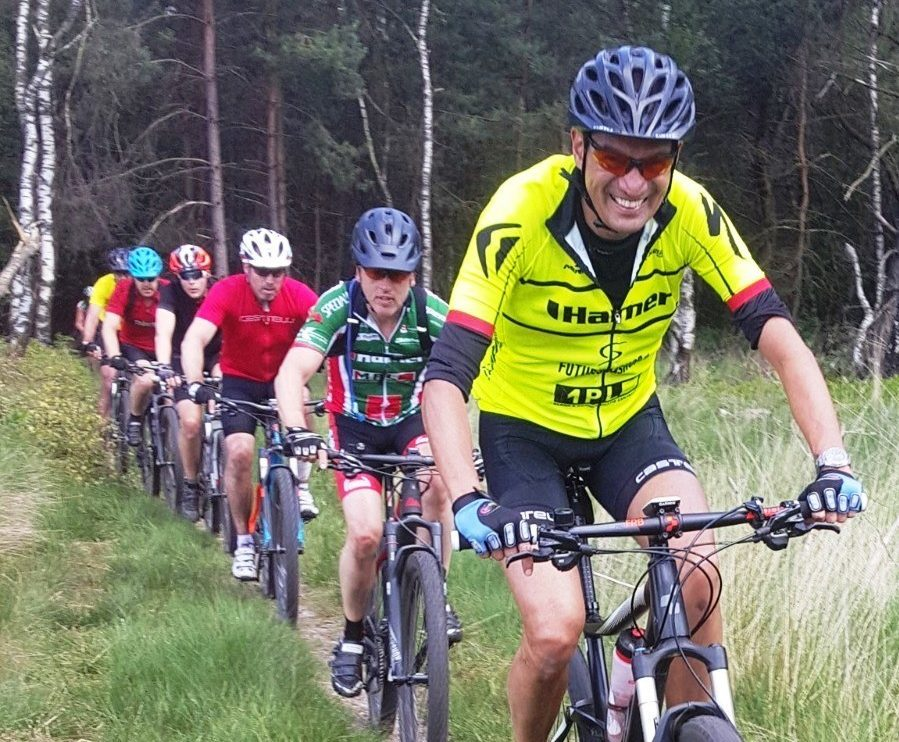 Bar-End Bikeweekend toertocht zondag 8 maart 2020